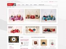 Создание сайта для B&D Fashion Group